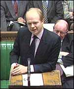 [ image: William Hague claimed Government was in chaos]