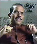 [ image: Manohar Joshi...welcomes jobs]