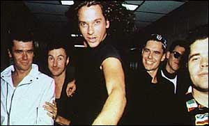 image: [ INXS: Sold millions of albums ]