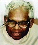 [ image: President Narayanan...dissolved government]