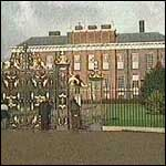 [ image: The cheque was handed over at Kensington Palace]