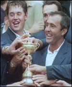 [ image: Europe's Ryder Cup victory]