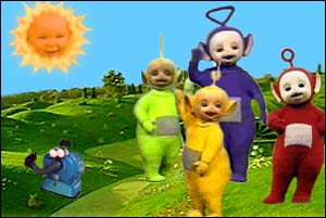 Teletubbies Cartoon