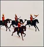 [ image: 16th Lancers charge (Britains)]
