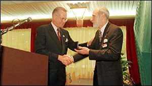 image: [ Cerf (right) has received numerous awards in the past ]