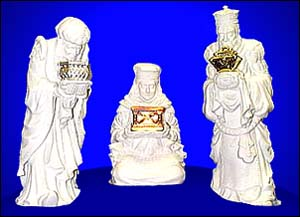 image: [ Frankincense was carried by one of the three wise men ]