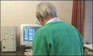 image: [ Pensioners' knowledge of old computer languages is proving invaluable ]