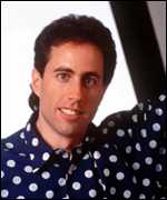 [ image: Jerry Seinfeld wants to get back to his roots]