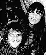 [ image: Sonny met Cher on a blind date in 1964]