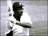 Clive Lloyd led from the front