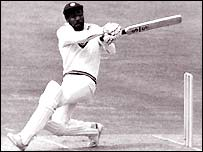 Viv Richards made a record score