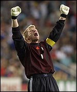Germany star player, Oliver Kahn