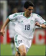 Saudi Arabia star player, Nawaf Al-Temyat