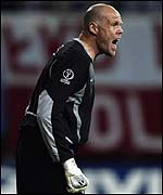 United States star player, Brad Friedel