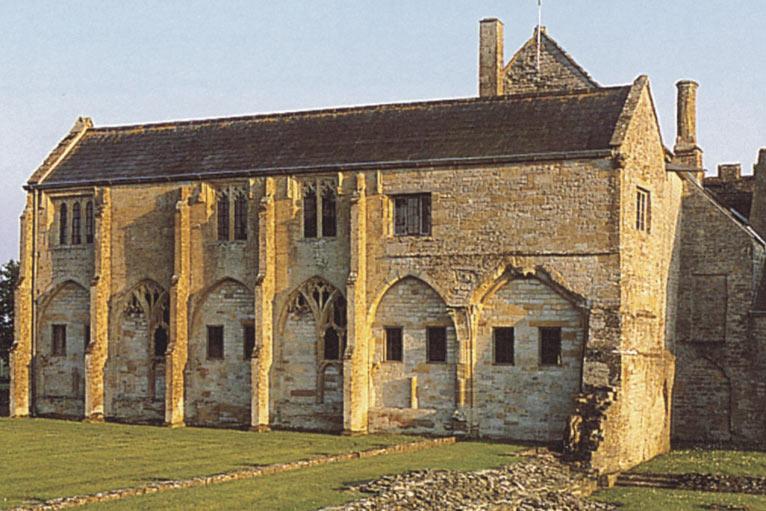 Muchelney Abbey, Nr Langport