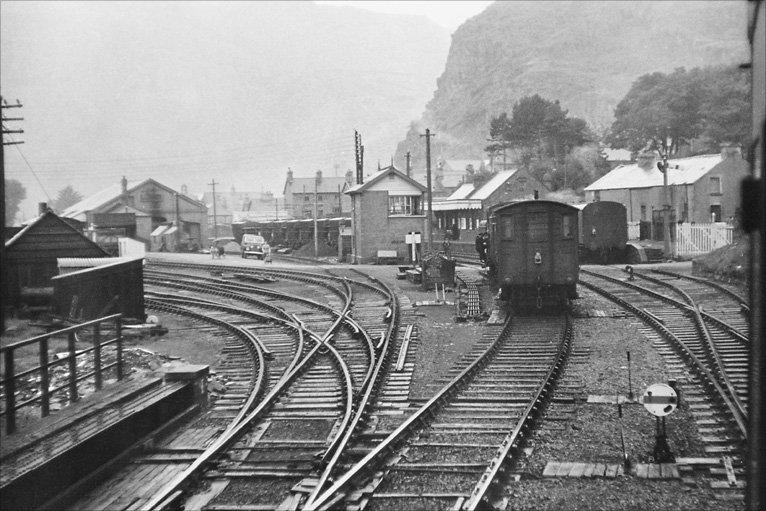49282509 blaenau - Sixty years since the last train to Cwm Prysor #2